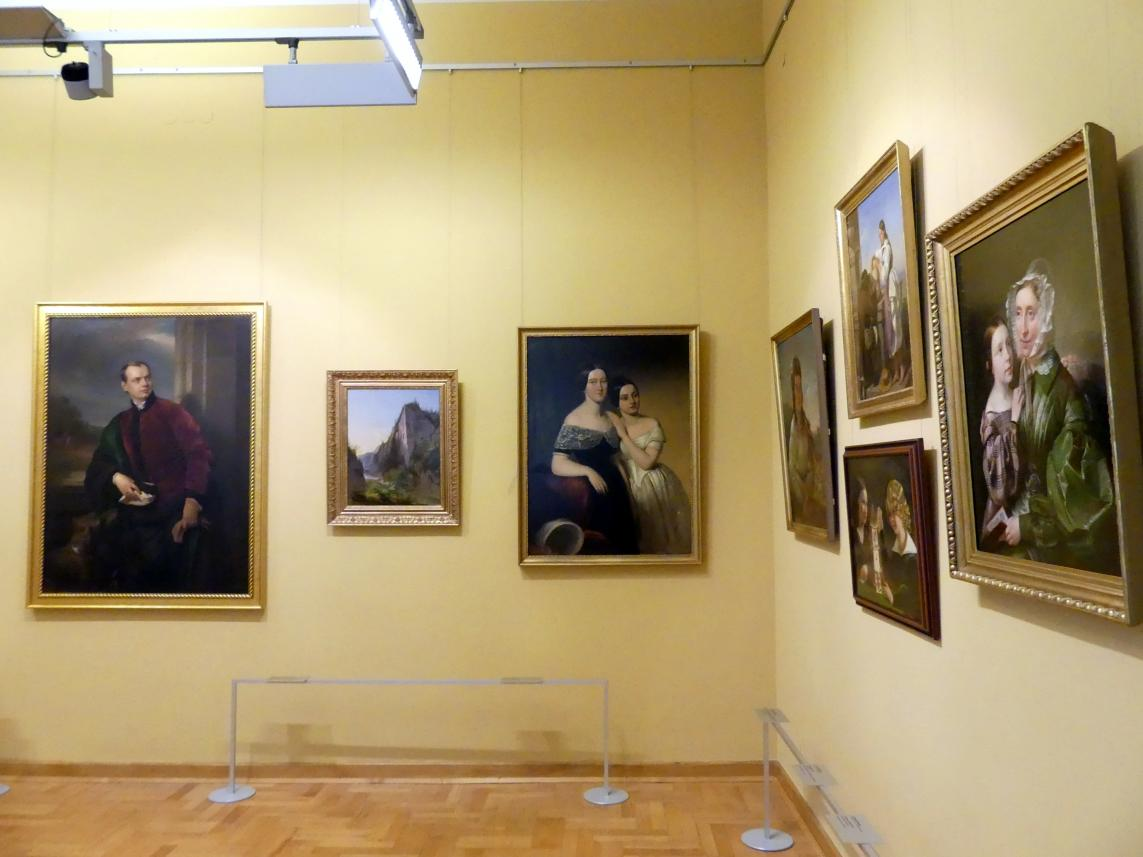 Breslau, Nationalmuseum, 2. OG, polnische Kunst 17.-19. Jhd., Saal 4, Bild 1/4