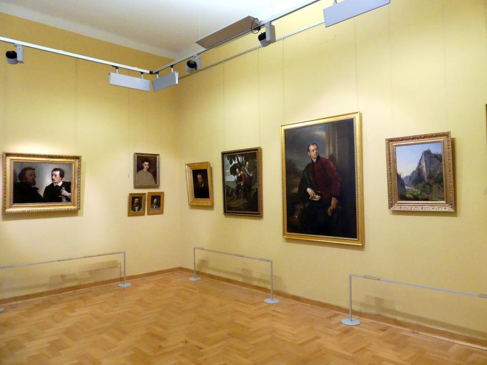 Breslau, Nationalmuseum, 2. OG, polnische Kunst 17.-19. Jhd., Saal 4, Bild 2/4