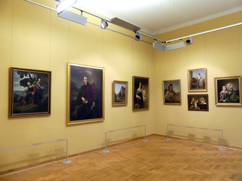 Breslau, Nationalmuseum, 2. OG, polnische Kunst 17.-19. Jhd., Saal 4, Bild 3/4