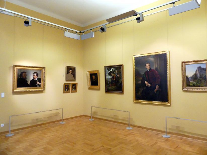 Breslau, Nationalmuseum, 2. OG, polnische Kunst 17.-19. Jhd., Saal 4, Bild 4/4