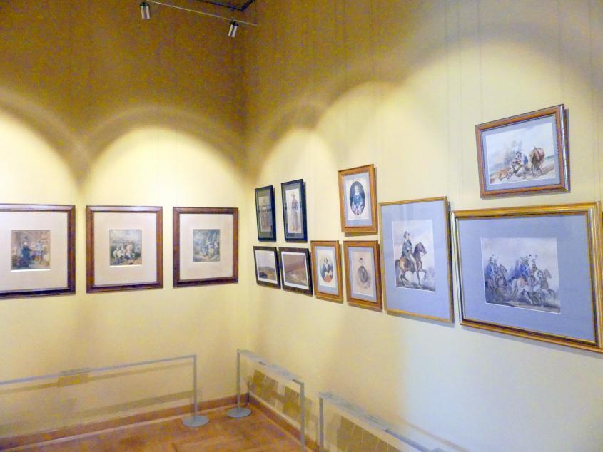 Breslau, Nationalmuseum, 2. OG, polnische Kunst 17.-19. Jhd., Saal 5