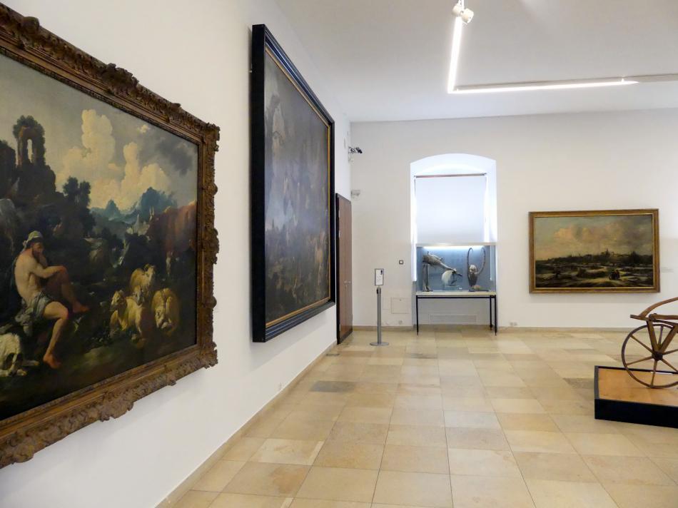 Linz, Oberösterreichisches Landesmuseum, Zurück zur Natur, Bild 2/3