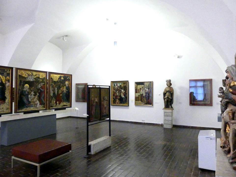 Linz, Oberösterreichisches Landesmuseum, Blüte der Spätgotik