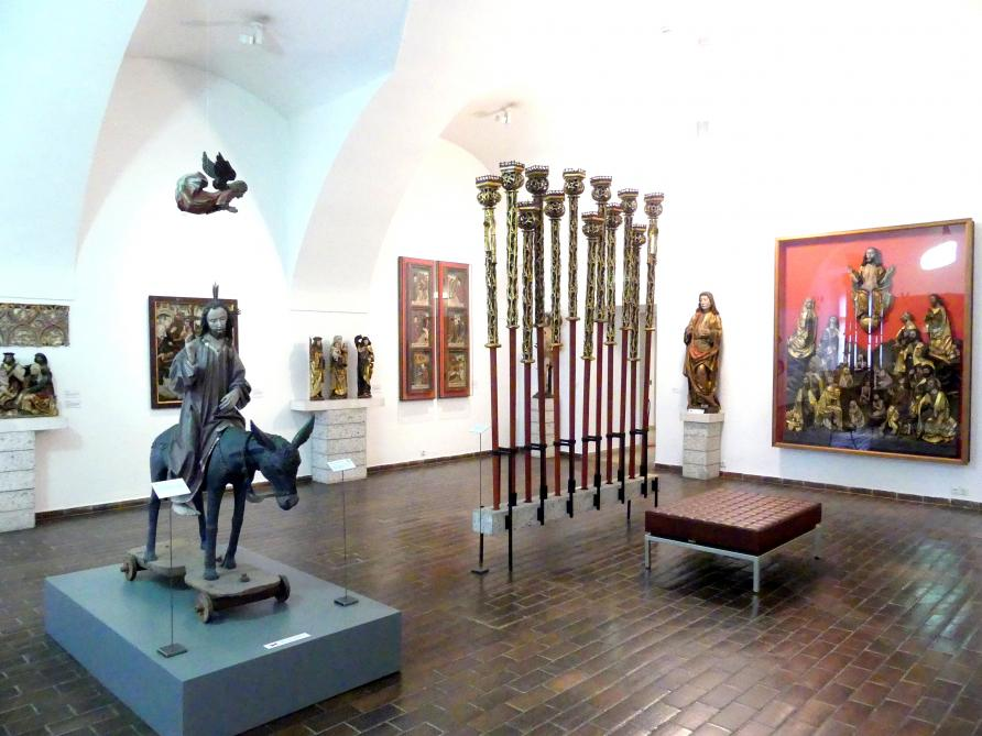 Linz, Oberösterreichisches Landesmuseum, Kunst und Glaube im Spätmittelalter, Bild 1/5