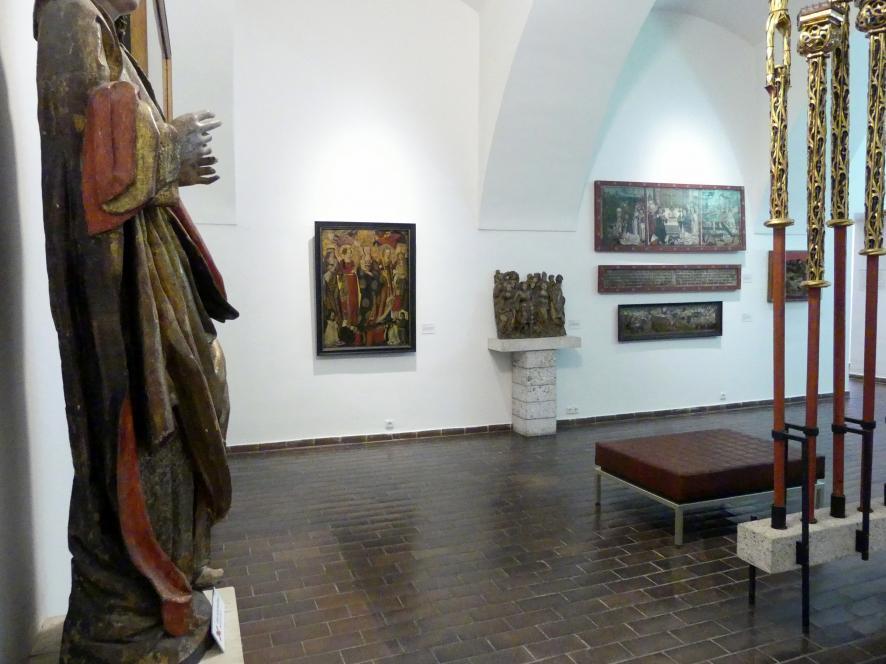 Linz, Oberösterreichisches Landesmuseum, Kunst und Glaube im Spätmittelalter, Bild 2/5