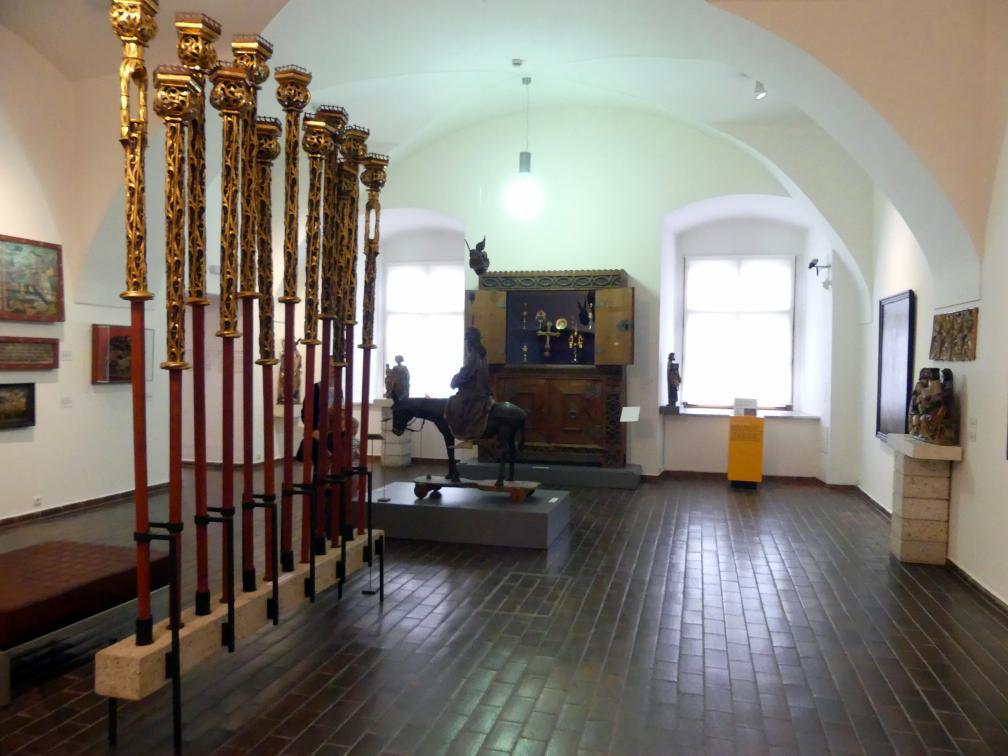 Linz, Oberösterreichisches Landesmuseum, Kunst und Glaube im Spätmittelalter, Bild 3/5