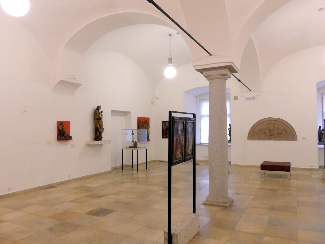 Linz, Oberösterreichisches Landesmuseum, Die Kunst der Donauschule