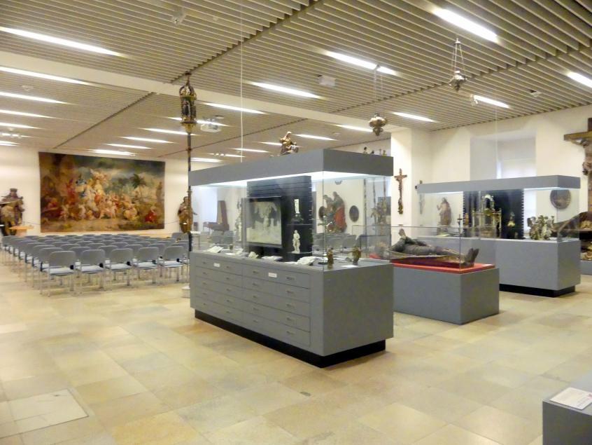 Linz, Oberösterreichisches Landesmuseum, Barocke Glaubenswelt, Bild 1/3