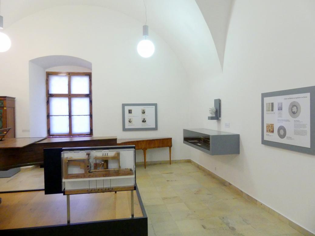 Linz, Oberösterreichisches Landesmuseum, Beethoven-Raum, Bild 1/5