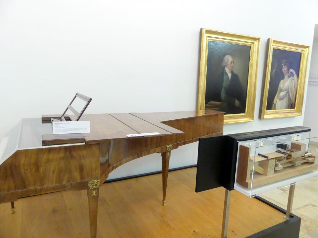 Linz, Oberösterreichisches Landesmuseum, Beethoven-Raum, Bild 2/5