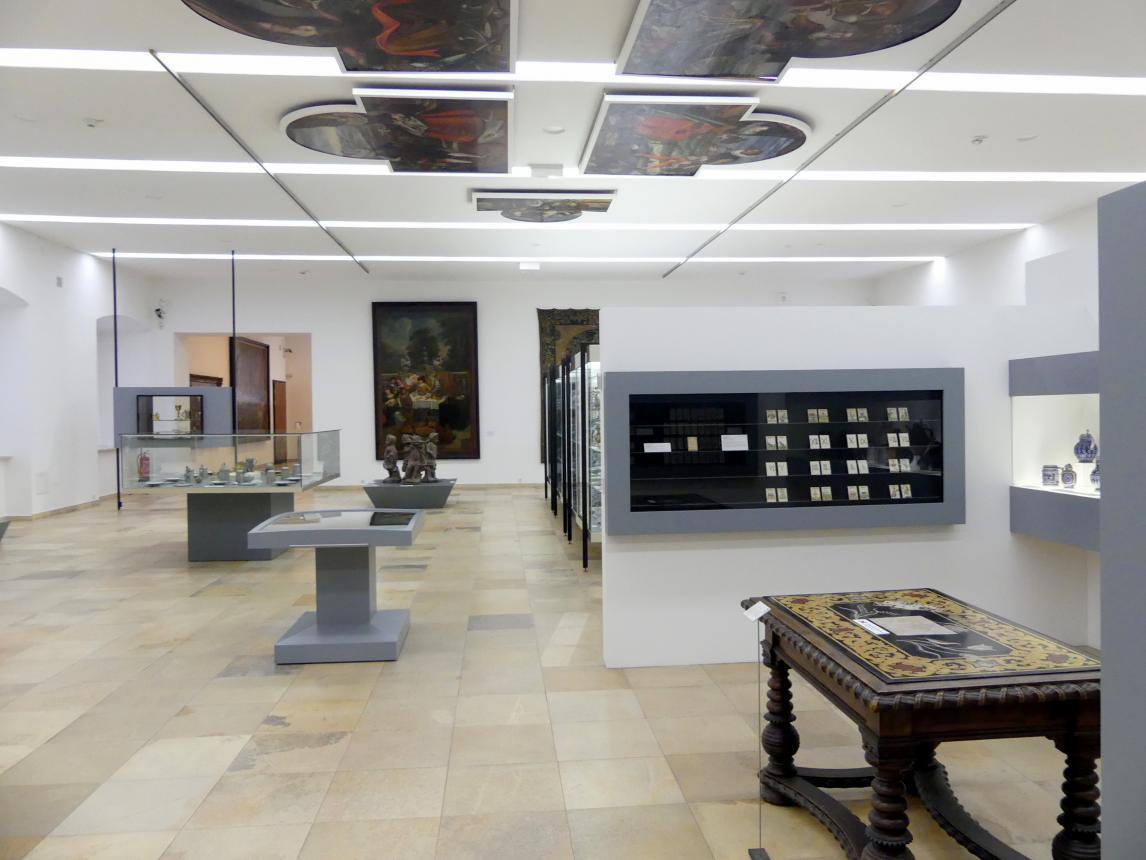 Linz, Oberösterreichisches Landesmuseum, Barockes Kunstgewerbe, Bild 1/4