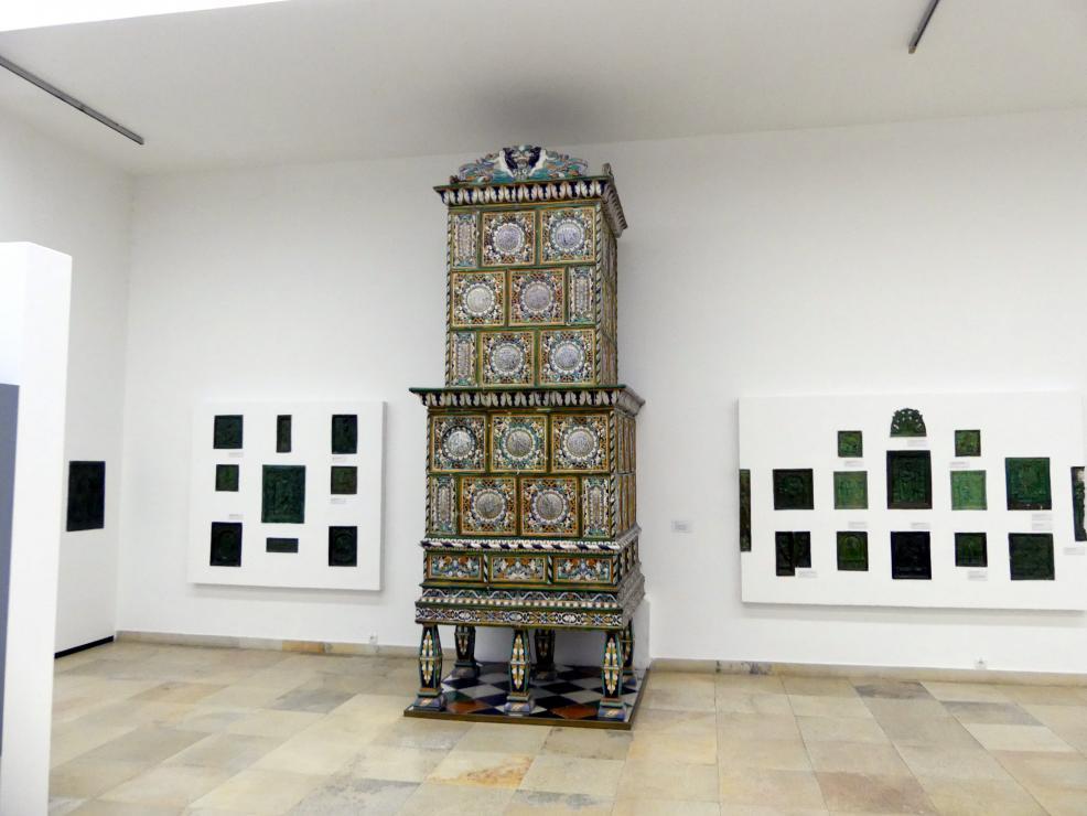 Linz, Oberösterreichisches Landesmuseum, Barockes Kunstgewerbe, Bild 2/4