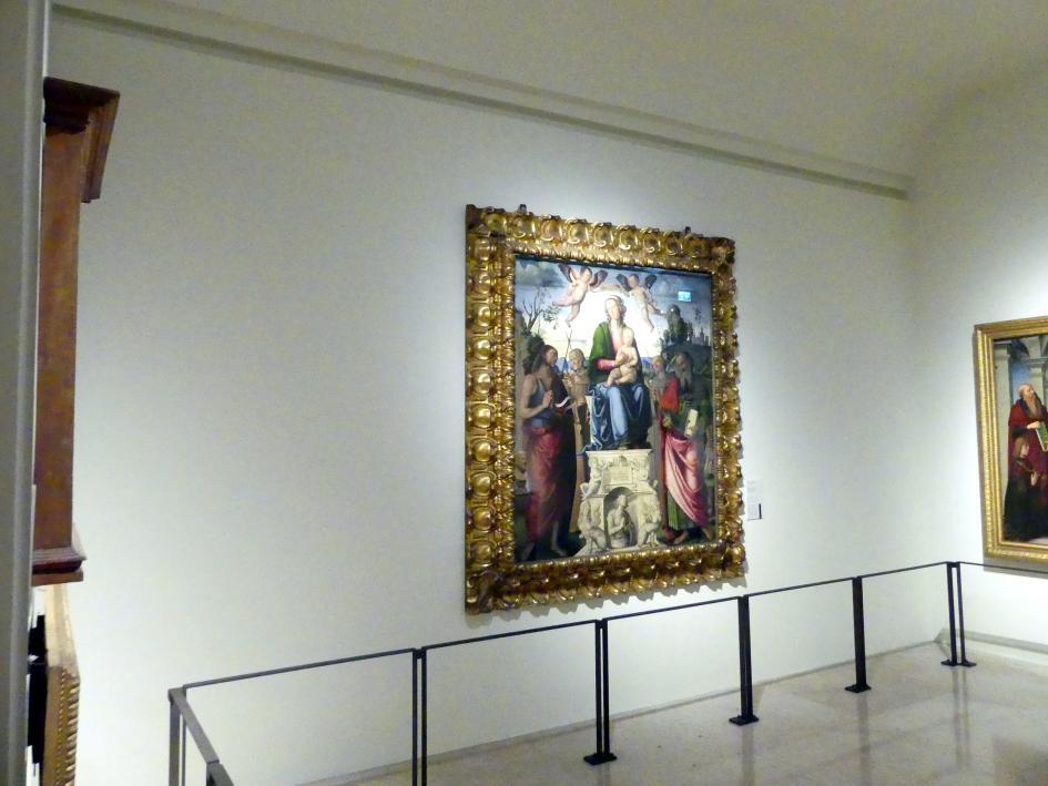 Modena, Galleria Estense, Saal 10