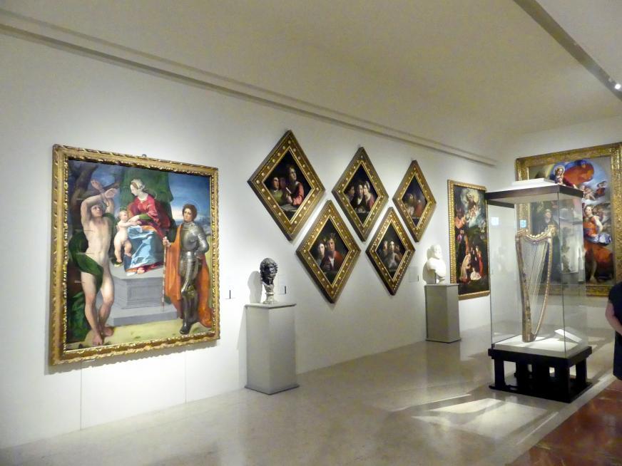 Modena, Galleria Estense, Saal 12
