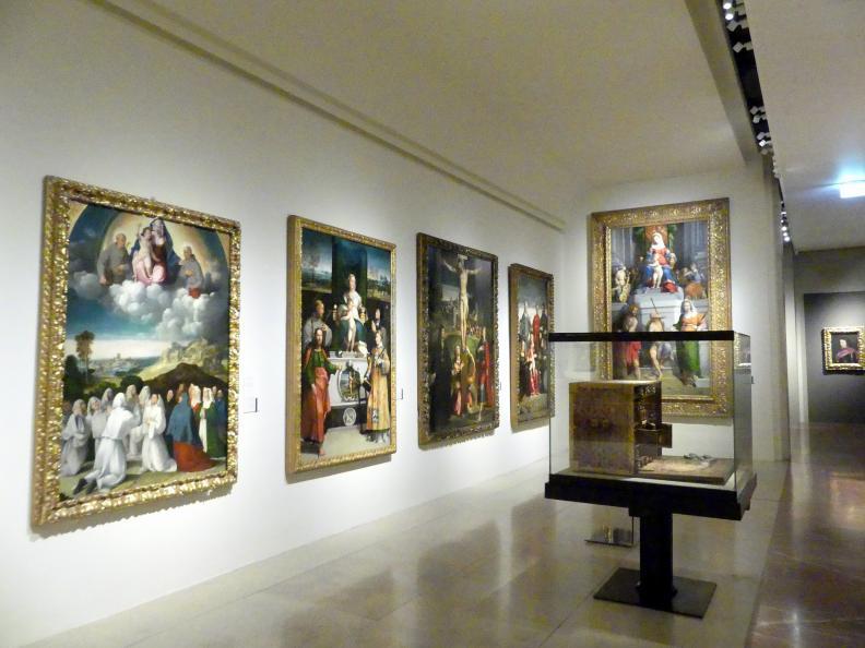 Modena, Galleria Estense, Saal 14