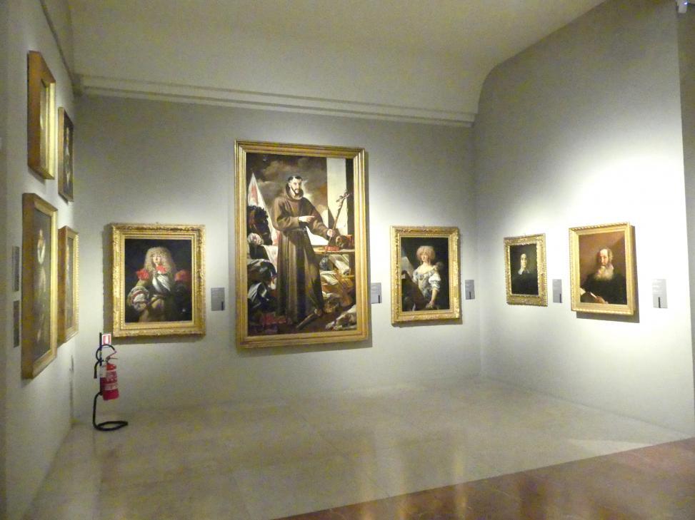 Modena, Galleria Estense, Saal 15, Bild 1/2