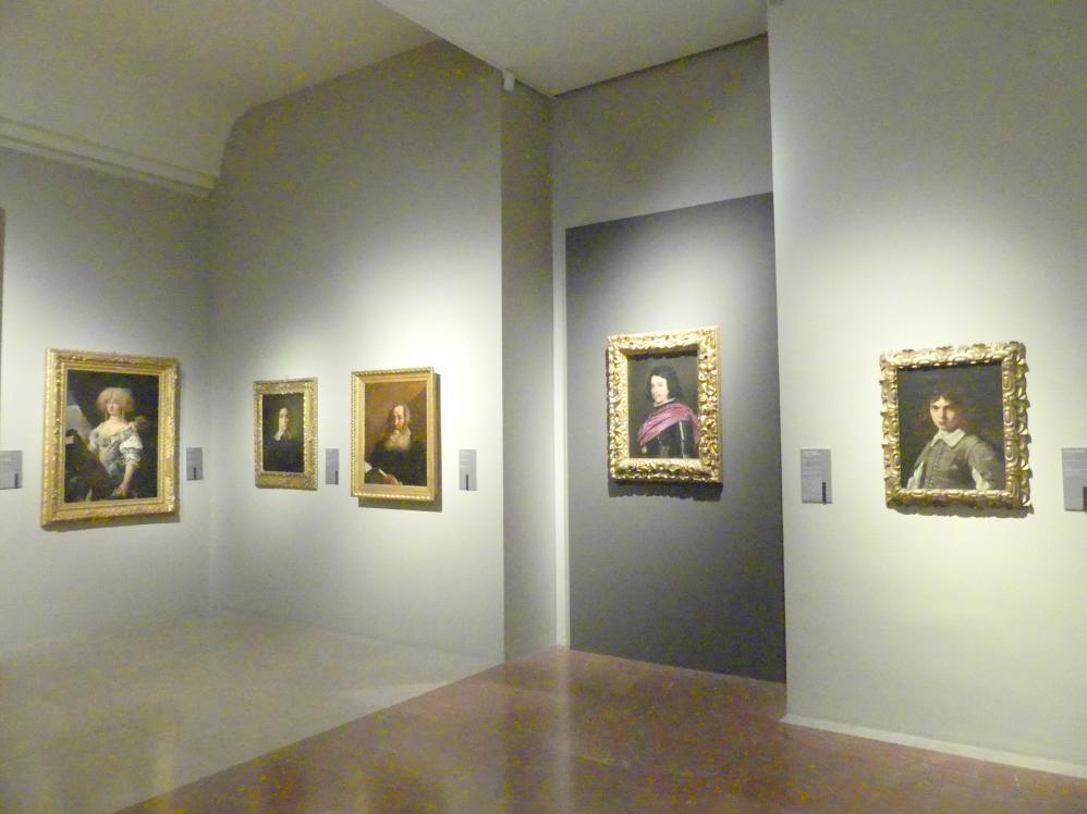 Modena, Galleria Estense, Saal 15, Bild 2/2
