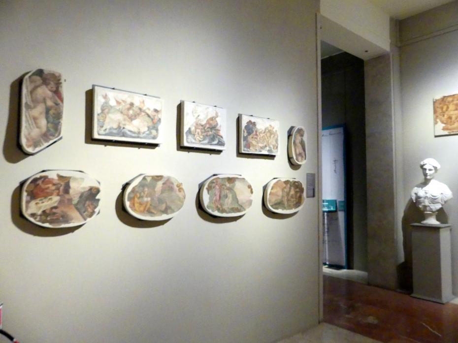 Modena, Galleria Estense, Saal 16