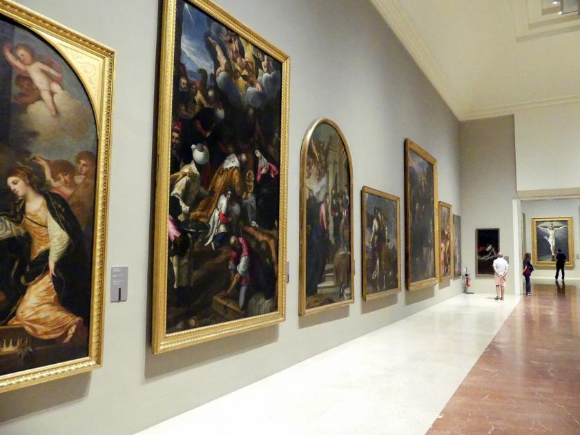 Modena, Galleria Estense, Saal 17