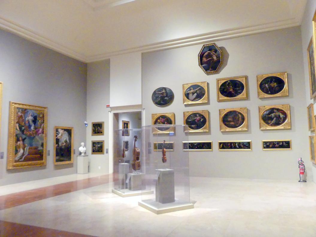 Modena, Galleria Estense, Saal 18