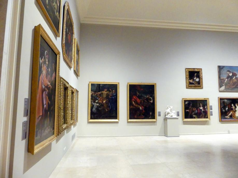 Modena, Galleria Estense, Saal 19, Bild 1/3