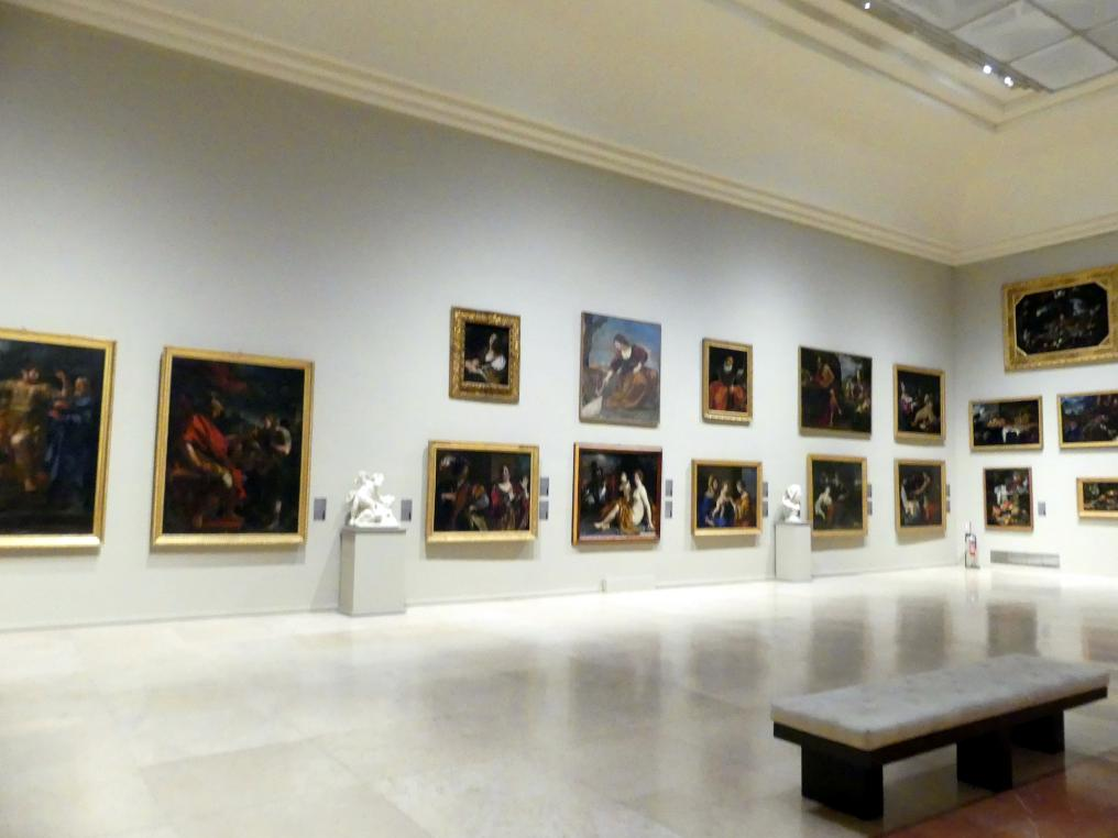 Modena, Galleria Estense, Saal 19, Bild 2/3