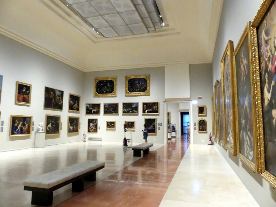 Modena, Galleria Estense, Saal 19, Bild 3/3