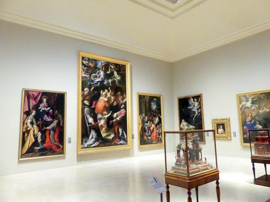 Modena, Galleria Estense, Saal 20
