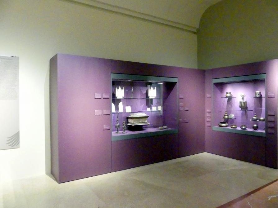 Modena, Galleria Estense, Saal 4, Bild 1/3