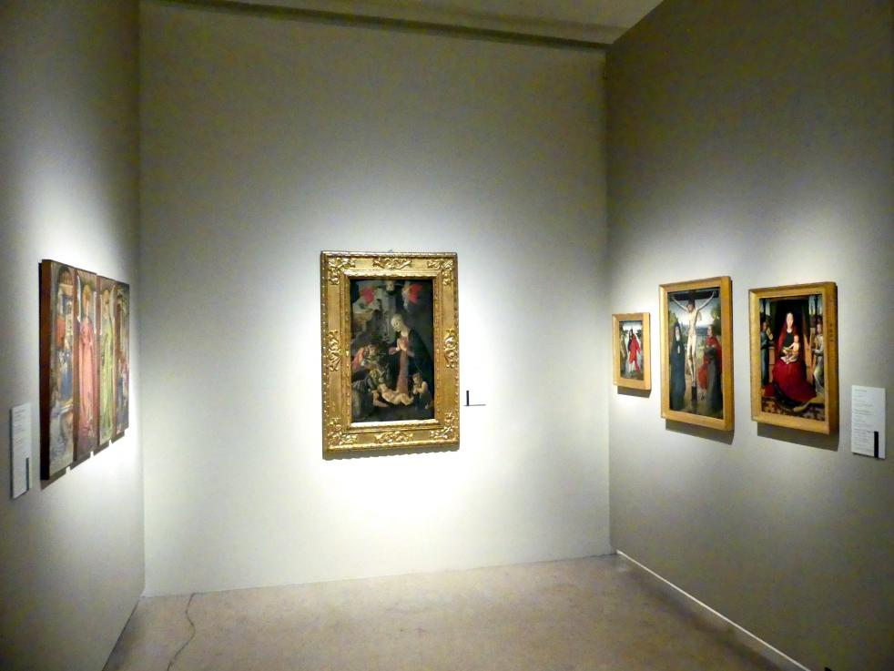 Modena, Galleria Estense, Saal 7, Bild 1/2