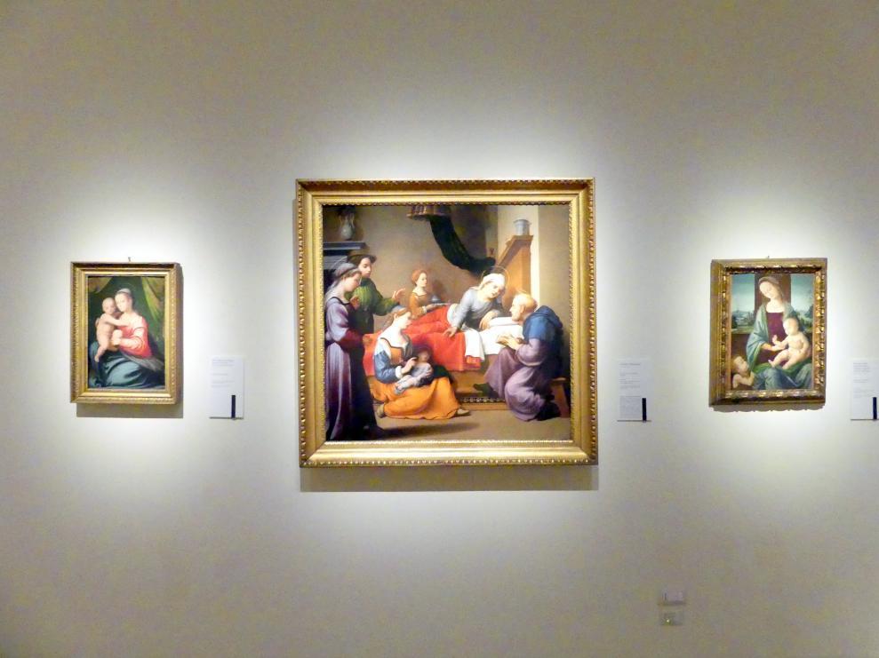 Modena, Galleria Estense, Saal 7, Bild 2/2