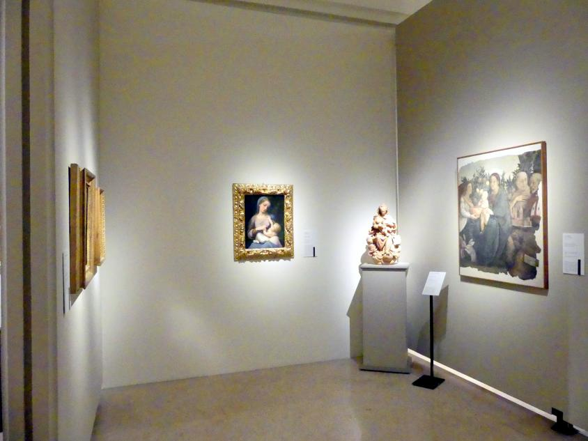 Modena, Galleria Estense, Saal 9