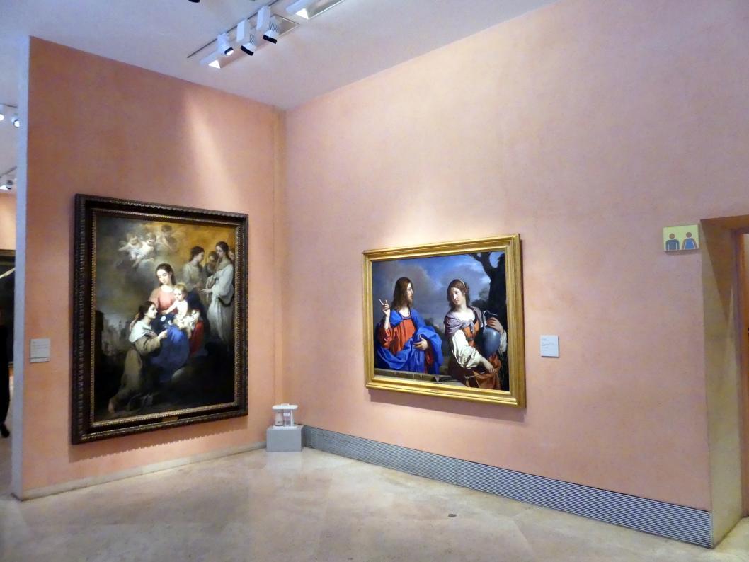 Madrid, Museo Thyssen-Bornemisza, Saal 15, italienische, französische und spanische Malerei des 17. Jahrhunderts, Bild 2/2