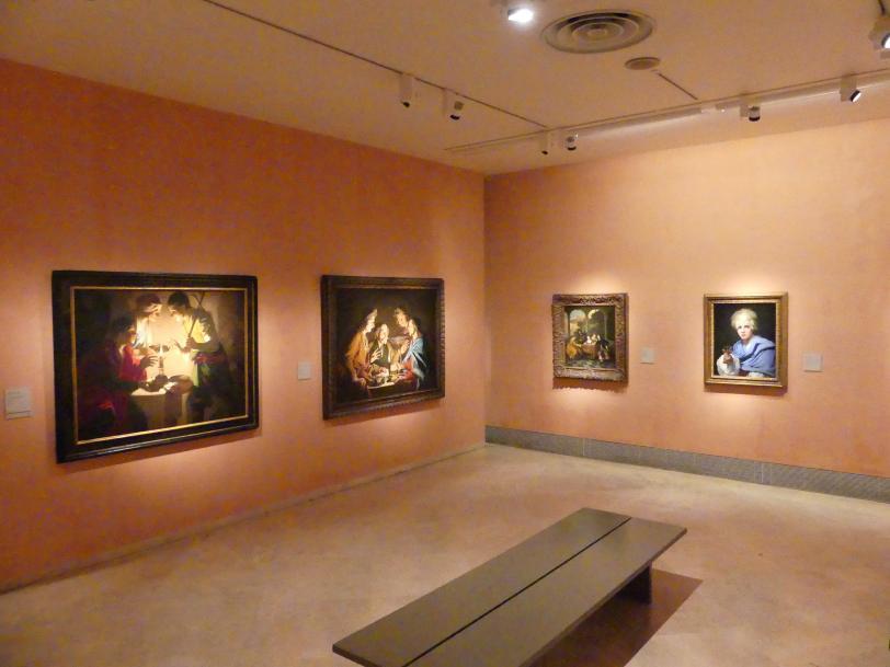 Madrid, Museo Thyssen-Bornemisza, Saal 20, flämische und niederländische Malerei des 17. Jahrhunderts