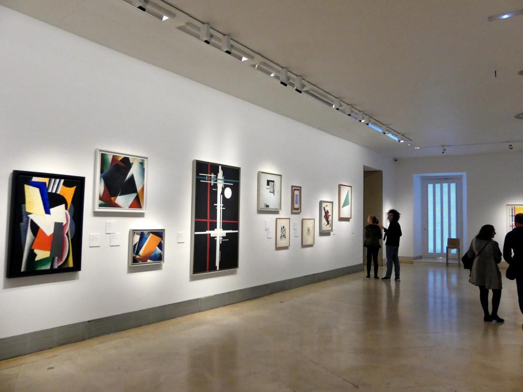 Madrid, Museo Thyssen-Bornemisza, Saal 43, Pioniere der Abstraktion, Bild 2/3