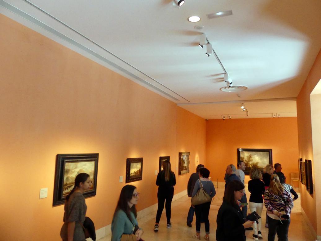 Madrid, Museo Thyssen-Bornemisza, Saal B, flämische und niederländische Malerei des 17. Jahrhunderts