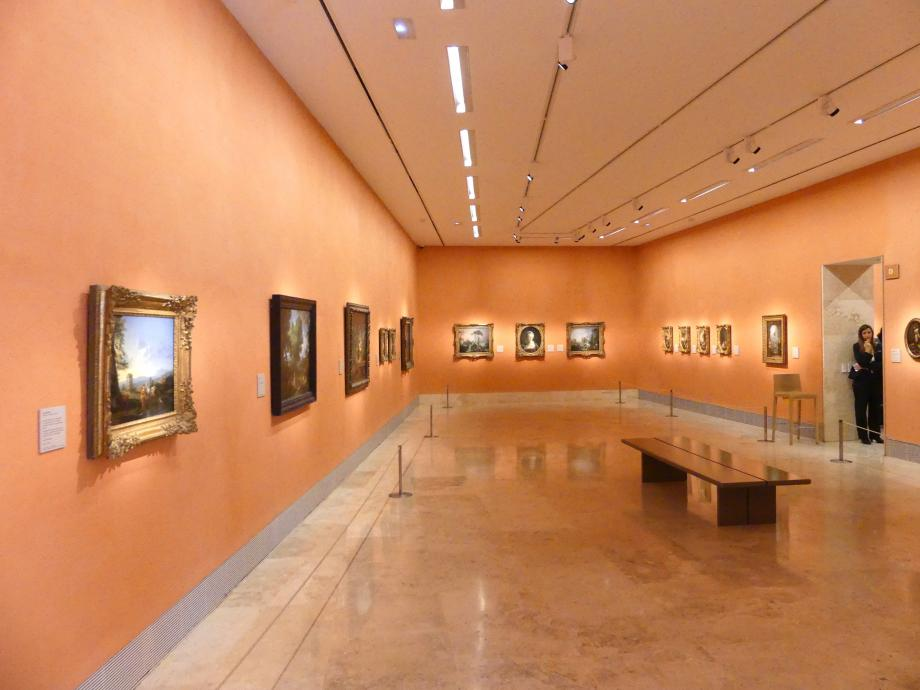 Madrid, Museo Thyssen-Bornemisza, Saal D, Malerei des 17. Jahrhunderts