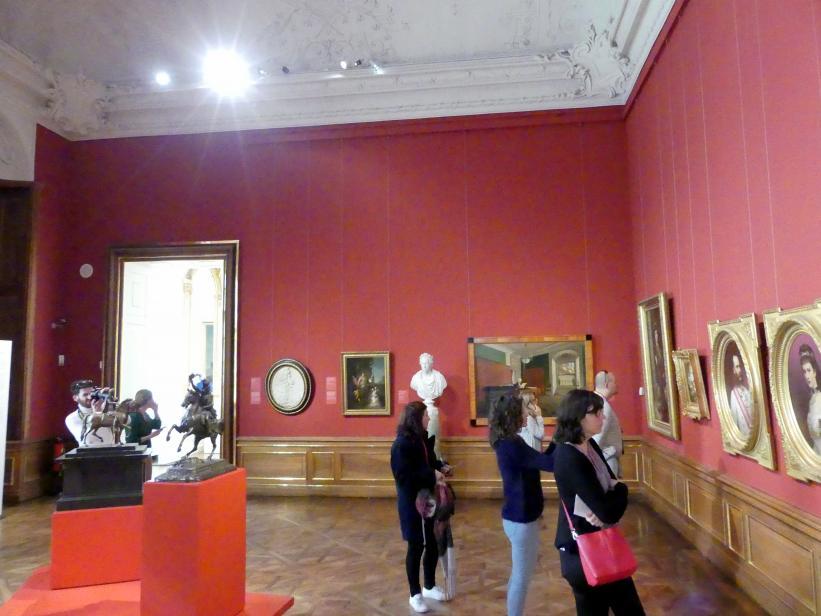 Wien, Museum Oberes Belvedere, Saal 10, Bild 2/3