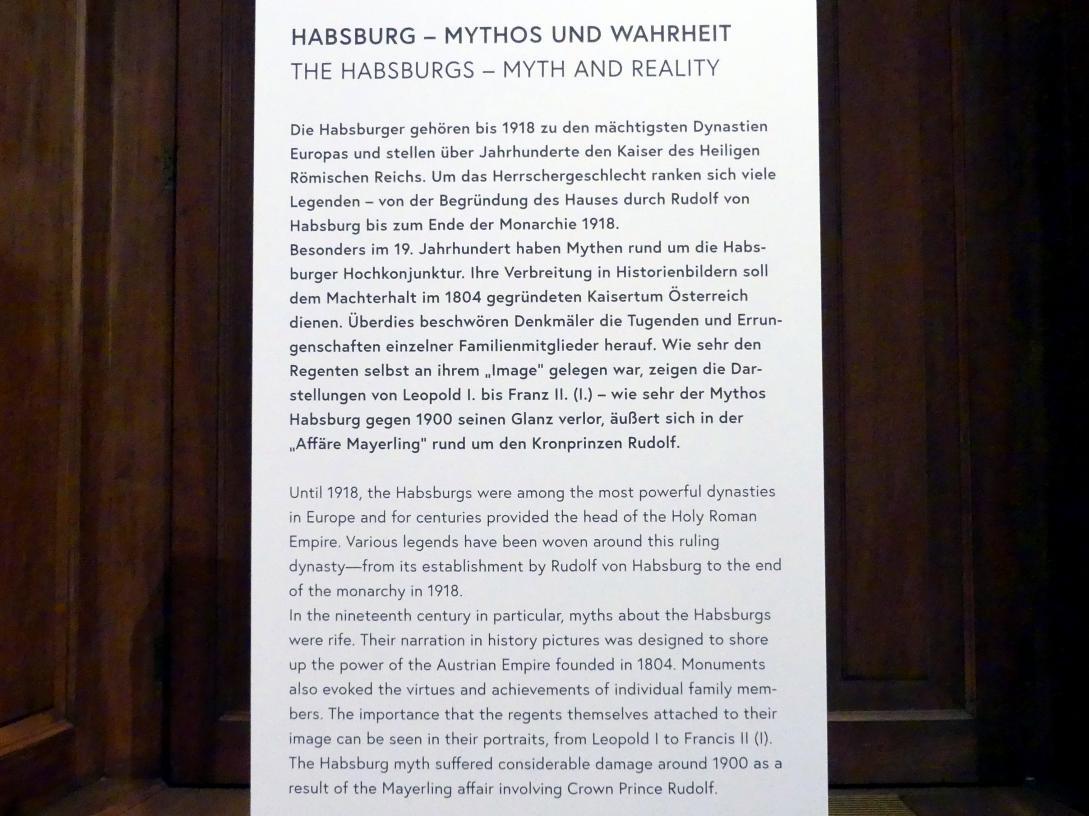 Wien, Museum Oberes Belvedere, Saal 10, Bild 3/3