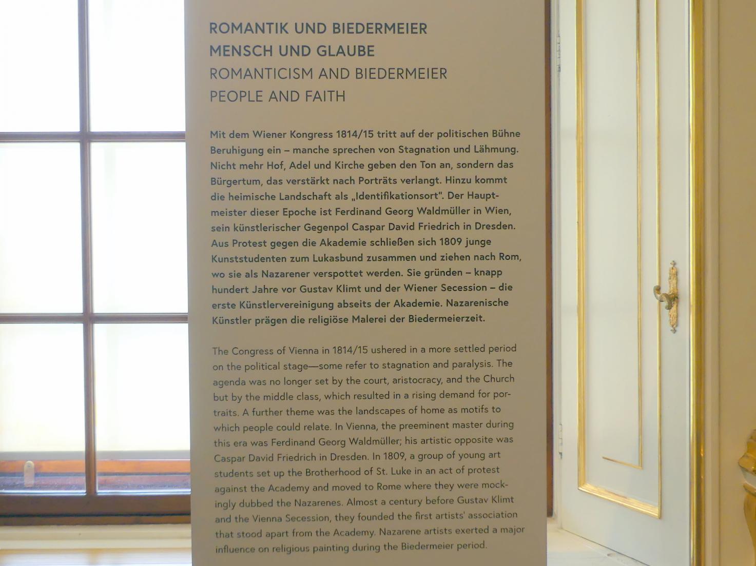 Wien, Museum Oberes Belvedere, Saal 11