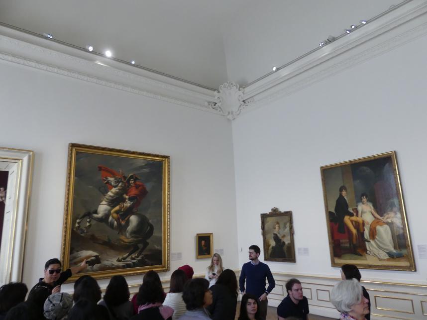 Wien, Museum Oberes Belvedere, Saal 12, Bild 1/2