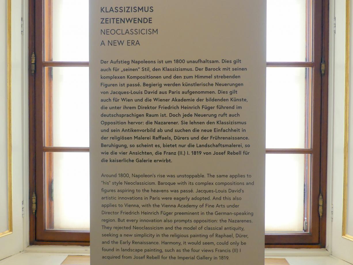 Wien, Museum Oberes Belvedere, Saal 12, Bild 2/2
