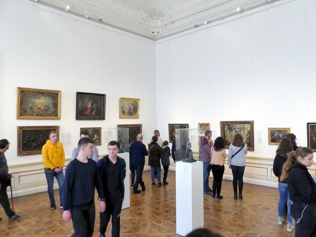Wien, Museum Oberes Belvedere, Saal 15, Bild 1/2