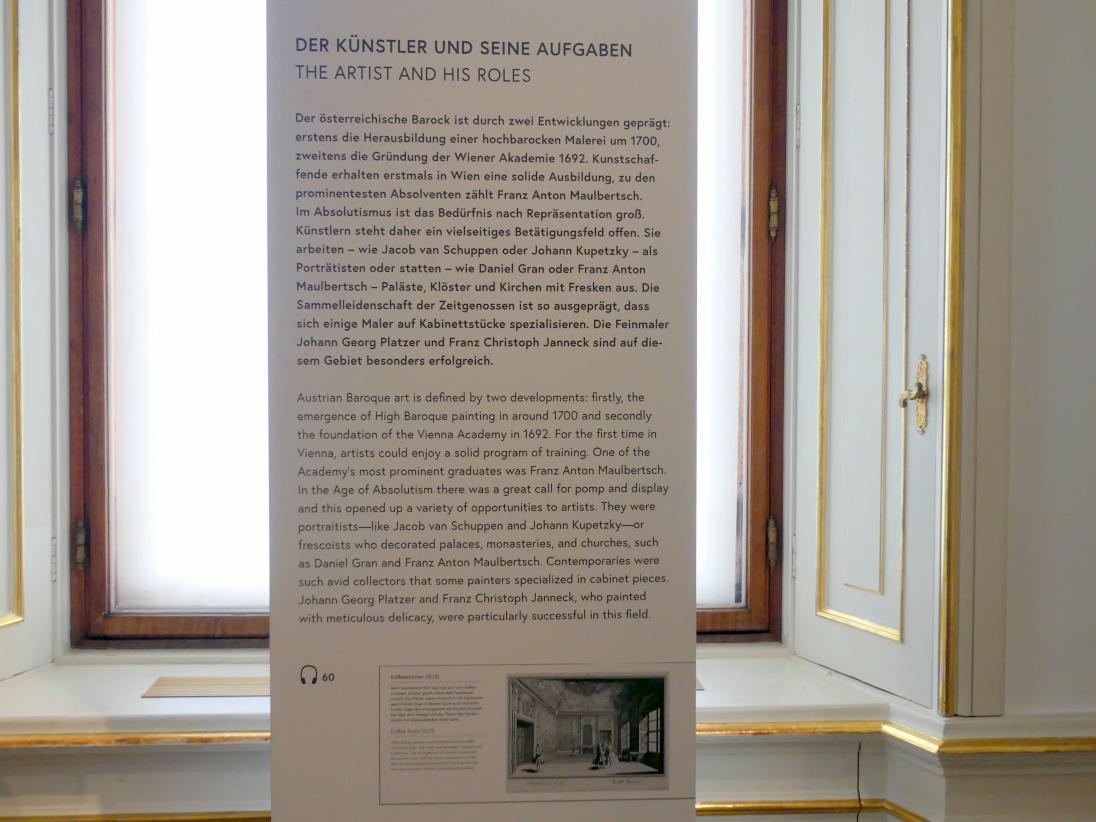 Wien, Museum Oberes Belvedere, Saal 15, Bild 2/2