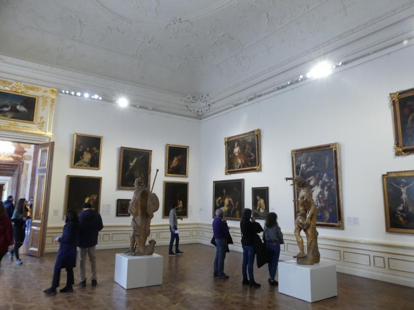 Wien, Museum Oberes Belvedere, Saal 16, Bild 1/3