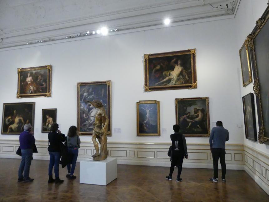 Wien, Museum Oberes Belvedere, Saal 16, Bild 2/3
