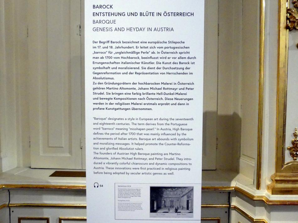 Wien, Museum Oberes Belvedere, Saal 16