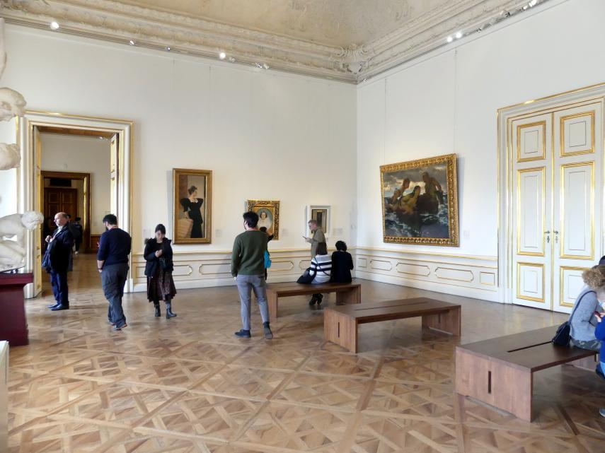 Wien, Museum Oberes Belvedere, Saal 17, Bild 1/2