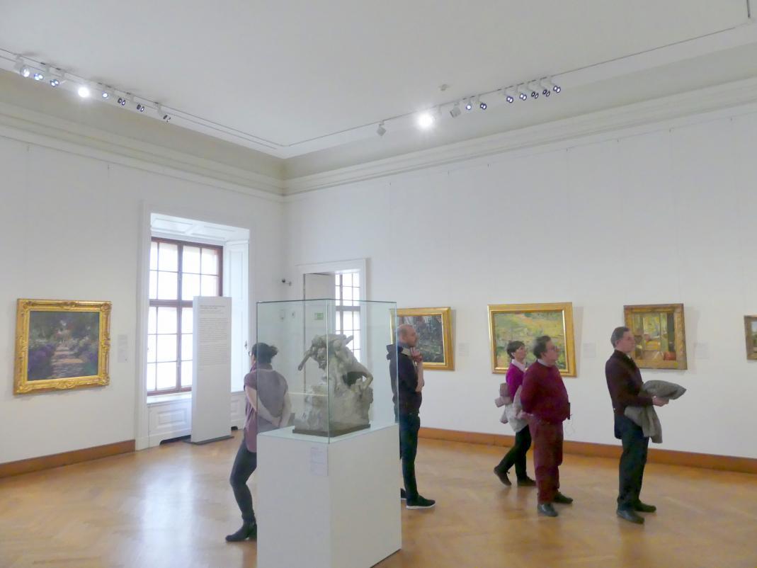 Wien, Museum Oberes Belvedere, Saal 18, Bild 1/2