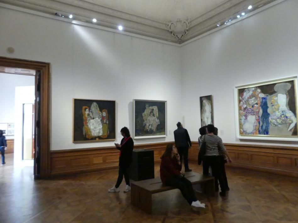 Wien, Museum Oberes Belvedere, Saal 4, Bild 2/3
